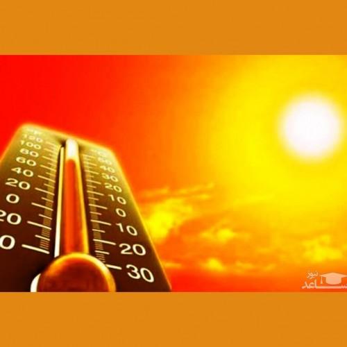 هوا در هفته آتی گرمتر میشود