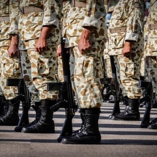 حداکثر حقوق سربازان 4 میلیون شد