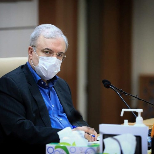 Health Minister: Over 250k Afghan Nationals Treated for Coronavirus Infection in Iran