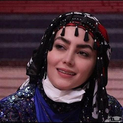 هدیه بازوند بازیگر نقش روژان در نون خ 3 در آغوش گرم برادرش