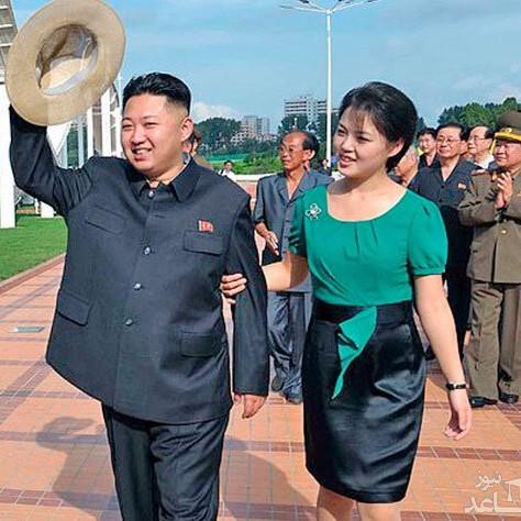 همسر رهبر کره شمالی ناپدید شده است
