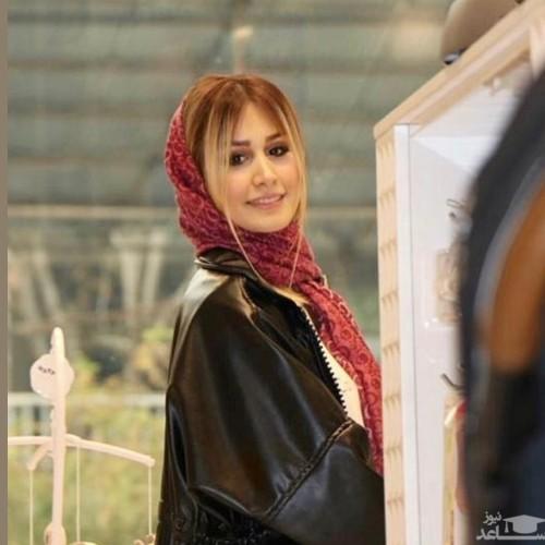 همسر شاهرخ استخری وارد دنیای مدلینگ شد!؟