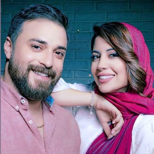 همسر زیبای بابک جهانبخش در جشن تولد دخترش پریا
