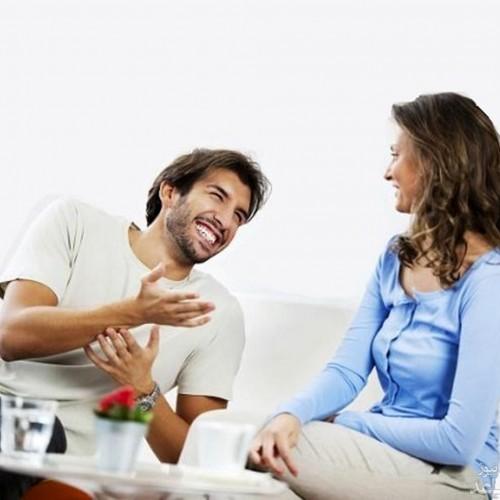 هنگام بازگشت همسر به خانه،بهترین روش رفتار زن و مرد چیست؟