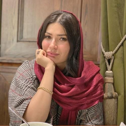 حس و حال شیوا طاهری در روز تولد همسرش