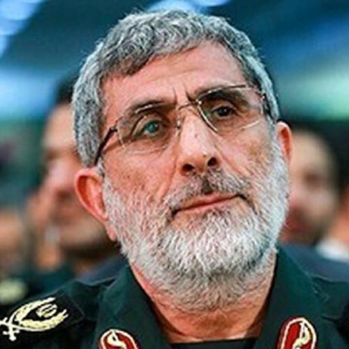 هشدار قاطع سردار قاآنی به اسرائیل در پی ترور دانشمند ایرانی