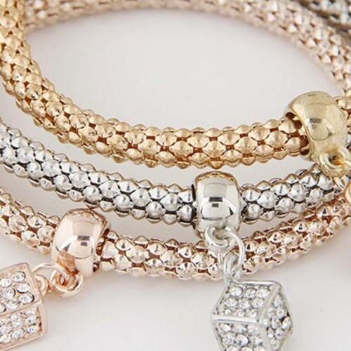 جدیدترین مدل دستبندهای طلای زنانه