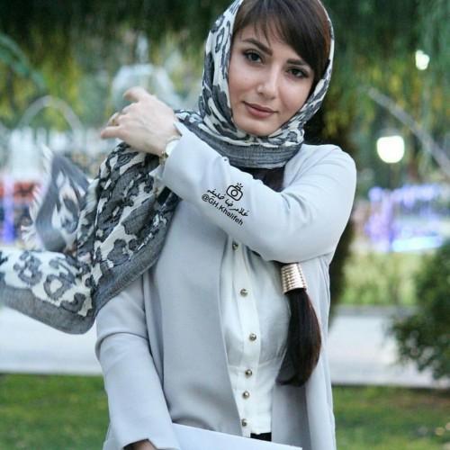 جذاب ترین تصویر سمیرا حسن پور با آرایش لایت