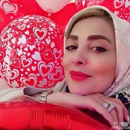 ژیلا صادقی  و همسرش داوطلب واکسن ایرانی شدند