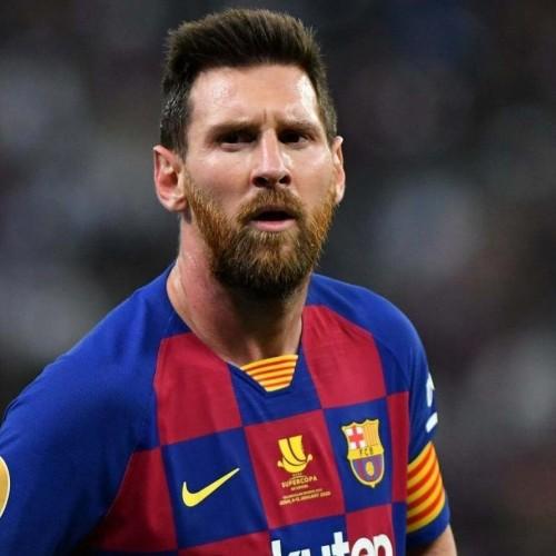 جریمهشدن مسی برای ادای احترام به مارادونا