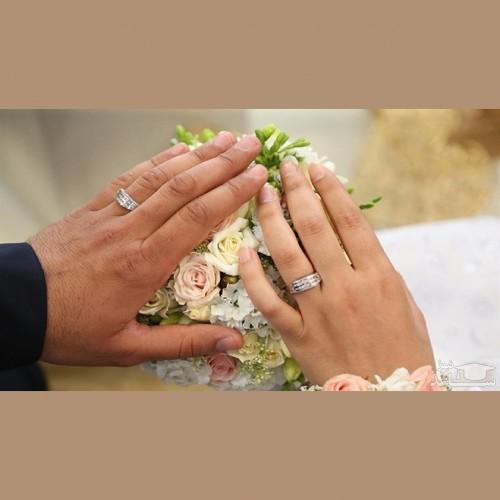 جشن عروسی یک زوج پس از ۲۴سال