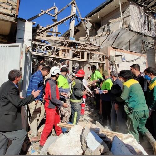 (فیلم) جزئیات جدید از انفجار مرگبار خرم آباد