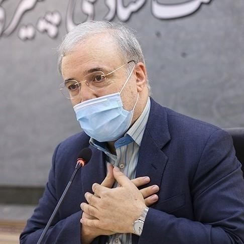 خبر خوش وزیر بهداشت درباره واکسن ایرانی کرونا و تستهای تشخیص سریع