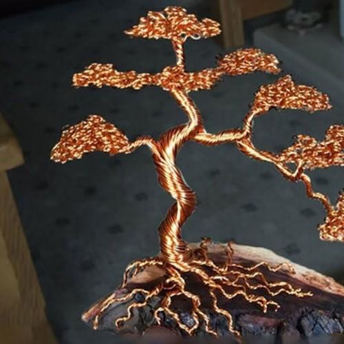 (فیلم) خلق یک اثر هنری حیرت آور با استفاده از سیم