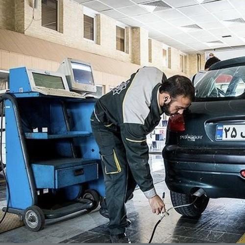 خودروهای فاقد معاینه فنی توسط دوربینهای برونشهری اعمال قانون می شوند