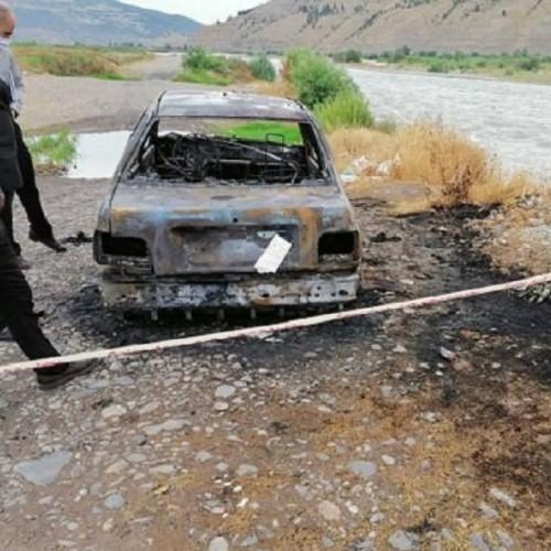 کشف جسد سوخته پدر و پسر تهرانی در رودبار
