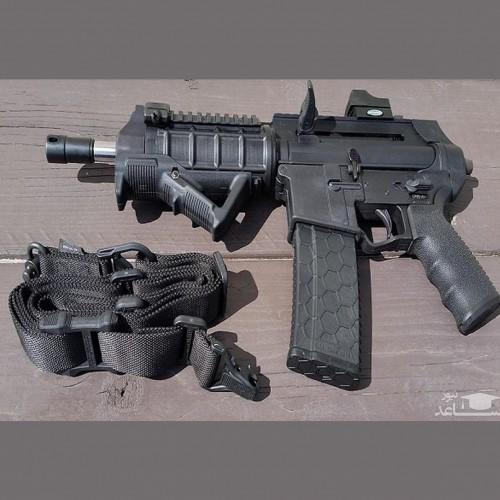 کشف ۷۰ قبضه اسلحه آمریکایی در پاوه