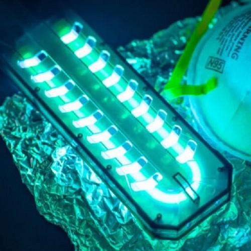لامپهای تولید کننده اشعه ماوربنفش، جدیدترین ابزار مقابله با کرونا
