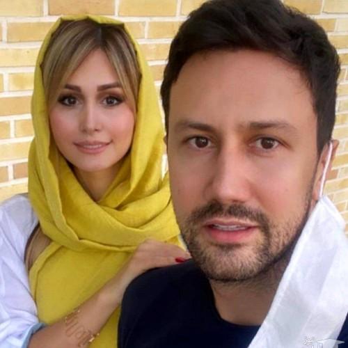 لباس پرنسسی جذاب همسر و دختران شاهرخ استخری