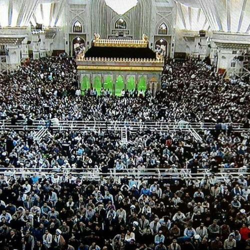 لغو مراسم ۱۴ خرداد در حرم مطهر امام (ره)