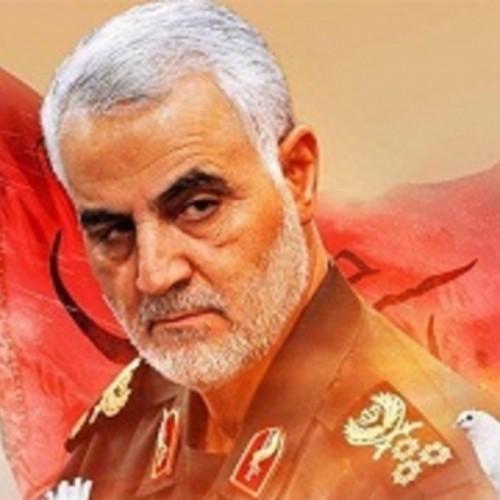 (فیلم) لحظه ورود هواپیمای شهید سلیمانی به فرودگاه بغداد