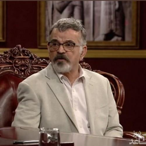 (فیلم) ماجرای تصادف وحشتناک مهدی فخیم زاده با موتور