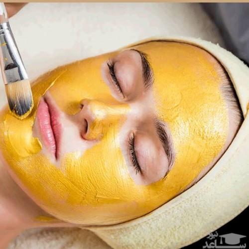 ماسک های ترکیبی زردچوبه برای زیبایی پوست های چرب