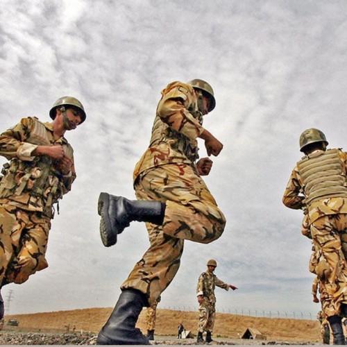 مدت آموزشی سربازان به یک ماه کاهش یافت