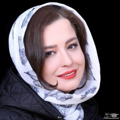 مهراوه شریفی نیا و بازیگران دل در پشت صحنه