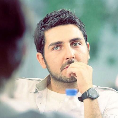 محمد رضا غفاری؛ بازیگر جوان چشم روشن سینما در حال استراحت