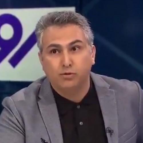(فیلم) «من و تو» مهمان برنامه را به خاطر دفاع از ایران کتک زد!
