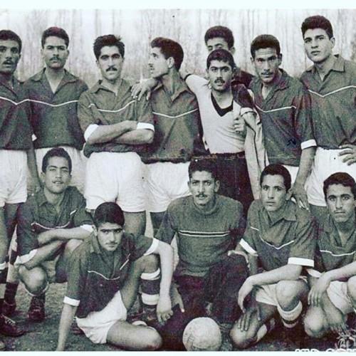 تصاویر کمتر دیده شده از فعالیت های ورزشی استاد محمد رضا شجریان