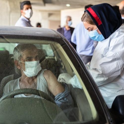 مراکز ۲۴ ساعته واکسیناسیون دانشگاه علوم پزشکی ایران/ وضعیت تزریق دز بوستر و حذف محدودیت سنی