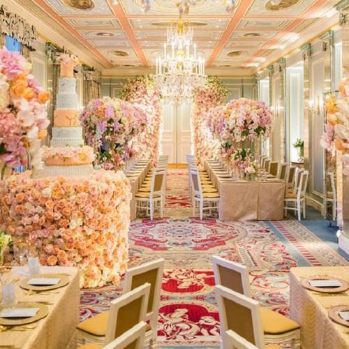 مراسم عروسی یک میلیارد تومانی لواسان!