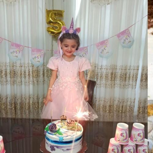 مرگ تلخ ترمه، دختر کوچولوی مو طلایی شیراز