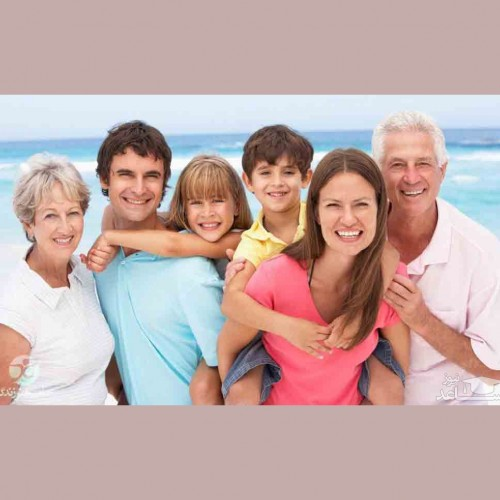 مزایا و معایب ازدواج با خانواده پرجمعیت