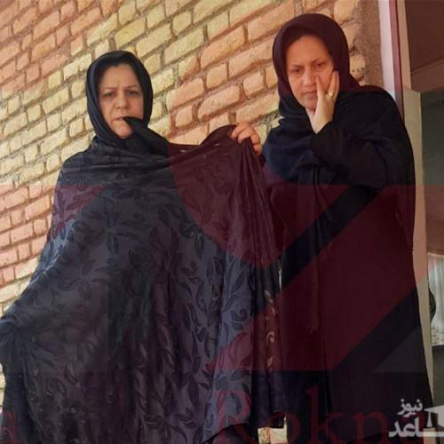 (فیلم) ناگفتههای خاله رومینا اشرفی از لحظه قتل