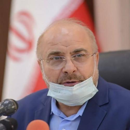نامه قالیباف به حسن روحانی در آخرین روز ریاست جمهوری اش