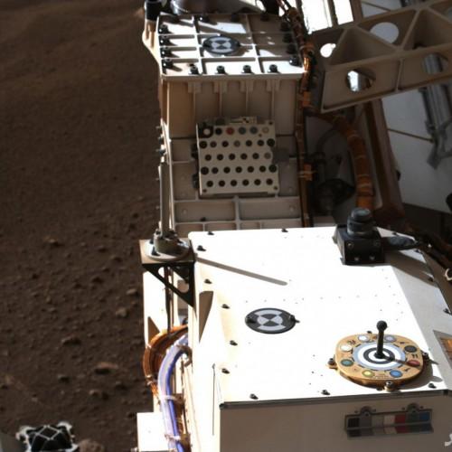 فیلم هیجان انگیز لحظه فرود آمدن کاوشگر پرسویرنس روور مارس ناسا بر روی مریخ