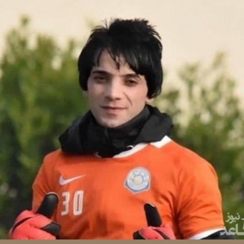 نجات بازیکن عراقی از انفجار بیروت