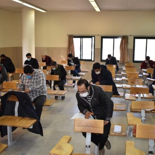نتایج اولیه آزمون استخدامی پیمانی وزارت بهداشت ۲۳ اسفند اعلام میشود