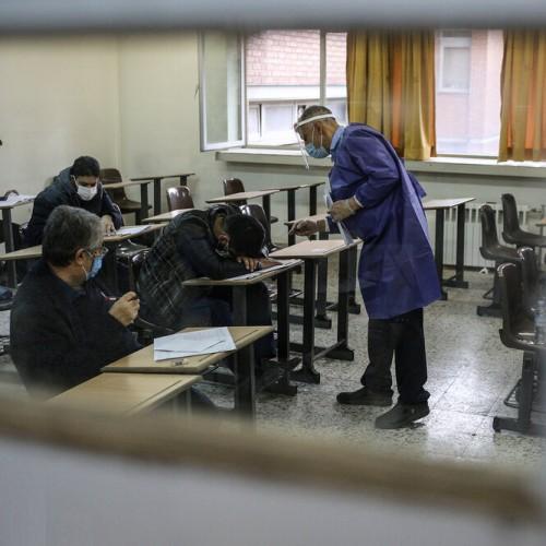 نتایج ۴ آزمون کشوری علوم پزشکی مهرماه اعلام میشود
