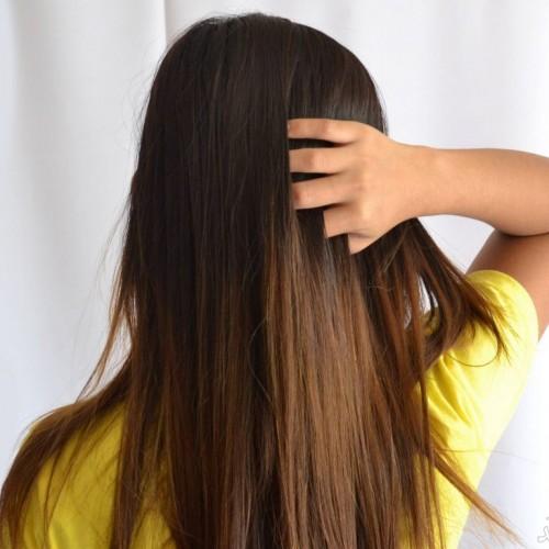 پدر و دختری که با مدل موی عجیب خود به شهرت رسیدند