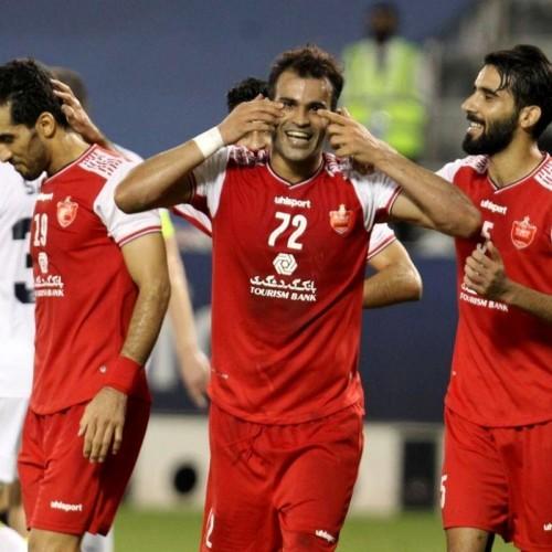 مهاجم تیم پیروزی تهران به دلیل حرکت نژادپرستانه 6 ماه از میادین محروم شد