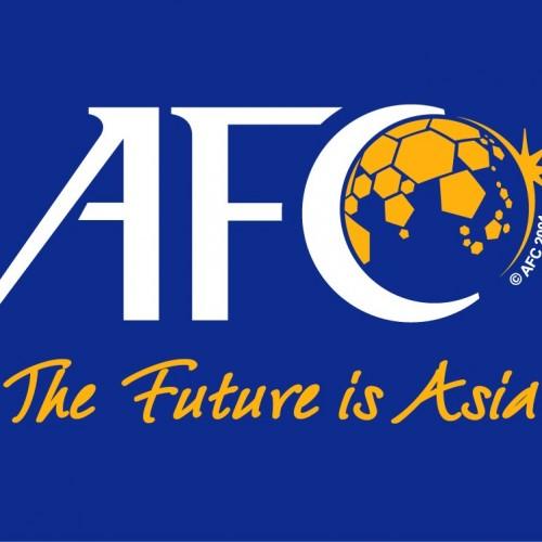 پوستر AFC بعد از صعود پرسپولیس
