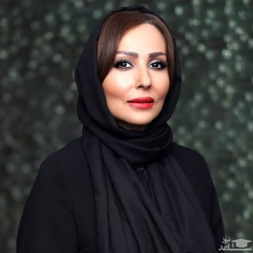 پرستو صالحی؛ بازیگر زن جنجالی هم ماسک می زند