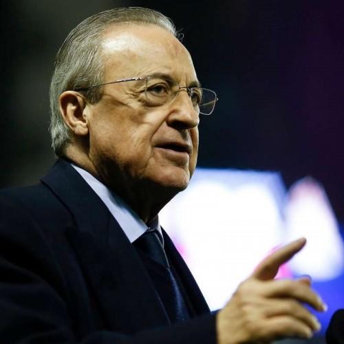 پرز، مالک رئال مادرید پرده از طرح جنجالی برداشت