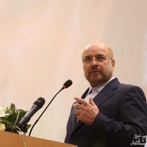 قالیباف: حاضرم برای حل مشکلات خوزستان حتی کفش هر کسی را واکس بزنم
