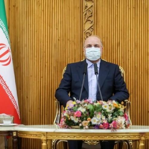 قالیباف: نتیجه هر توافقی باید لغو تحریمها و انتفاع اقتصادی ایران از برجام باشد
