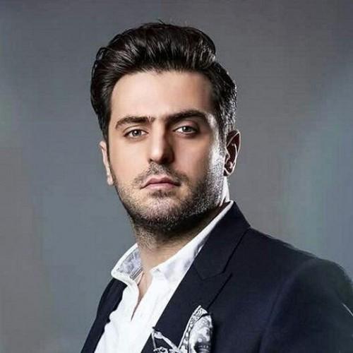قیافه جالب این روزهای علی ضیا